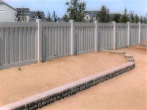 vinyl fence lewiston idaho