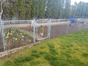 chain link fence lewiston idaho